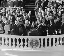 JFK inauguration speech