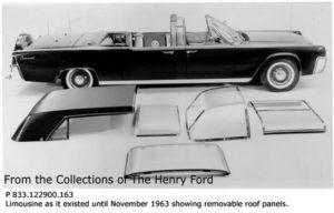 Limousine roofpanels