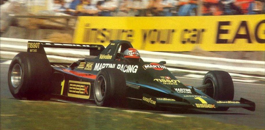 Lotus Martini Racing