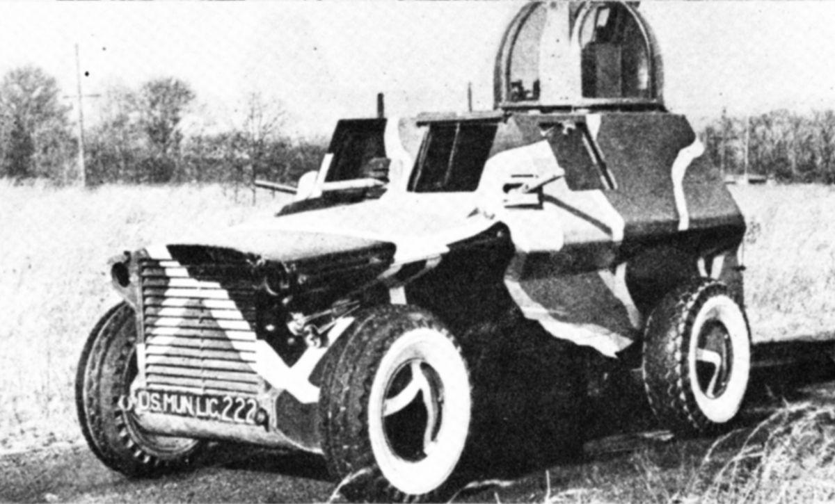 Tucker Tiger Tank