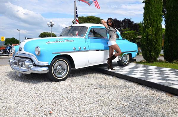 Belle auto, clima perfetto...e non solo!