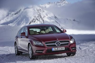 Mercedes Benz Classe CLS Shooting Brake 4MATIC