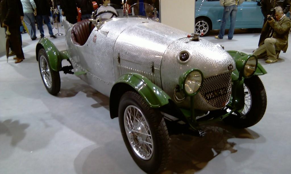 Fiat 509 A Delfino