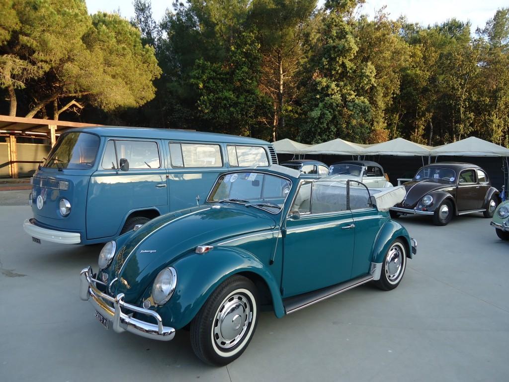 1500 cabrio 1967 , t2 combi e due vetrini 52