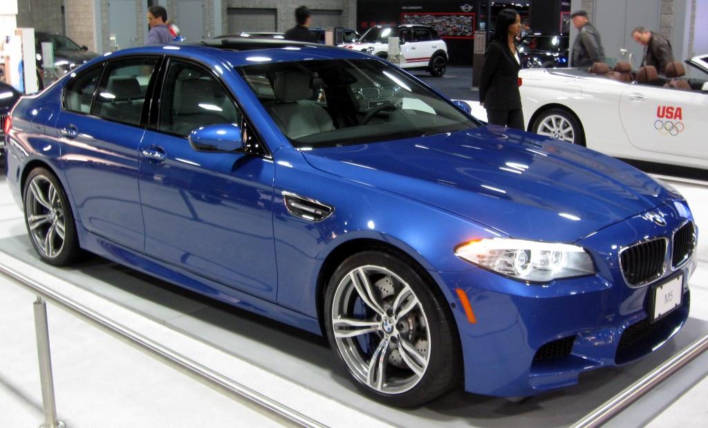 BMW M5 (5a generazione, anche nota come BMW M5 F10)