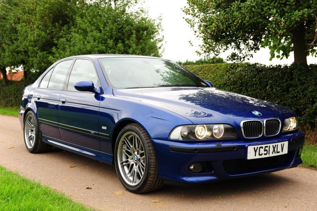 BMW M5 (3a generazione, anche nota come BMW M5 E39)