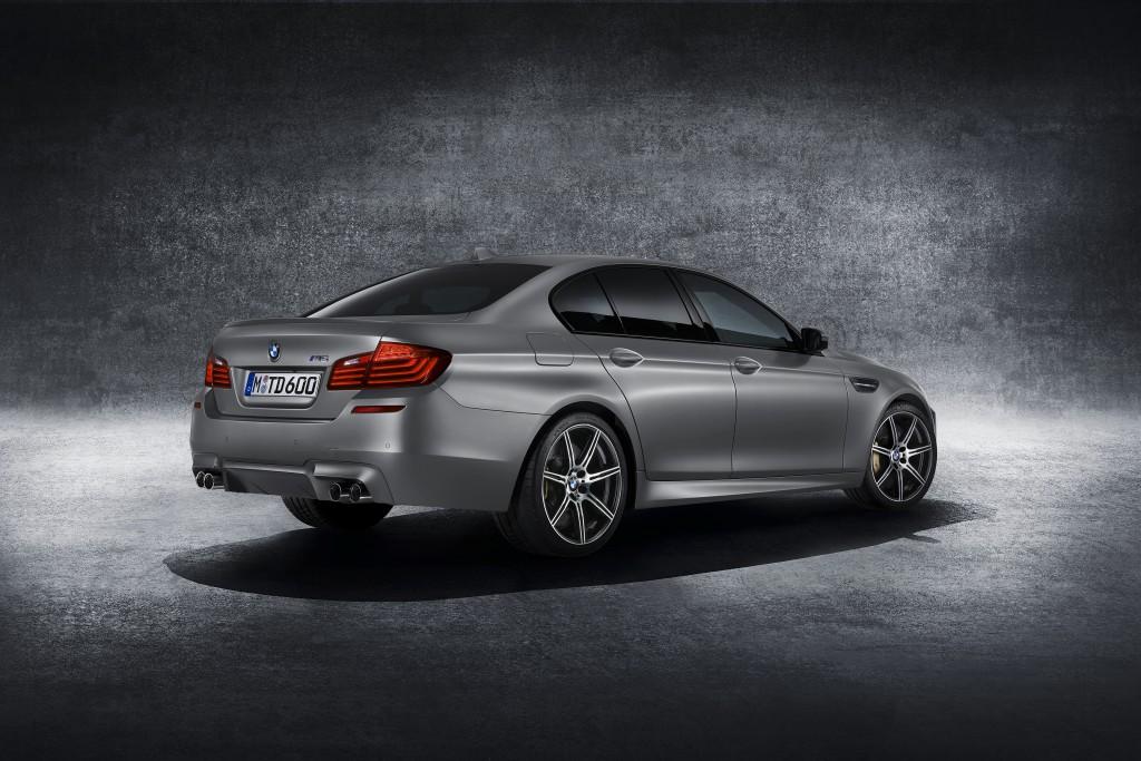 "BMW M5 limited edition ""30 Jahre M5"""