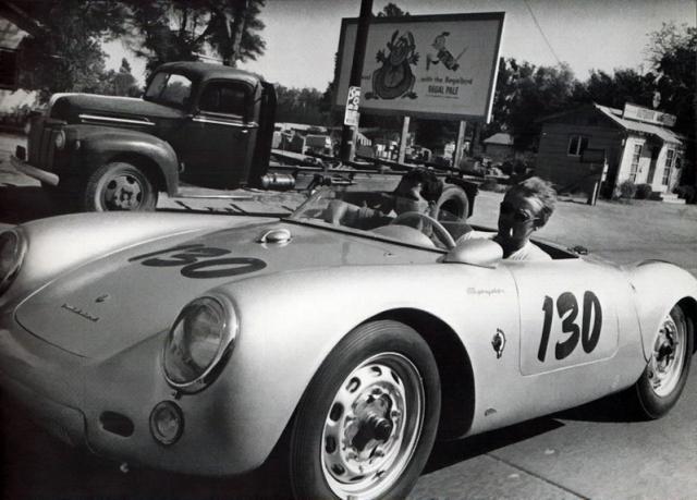 Porsche 550 James Dean