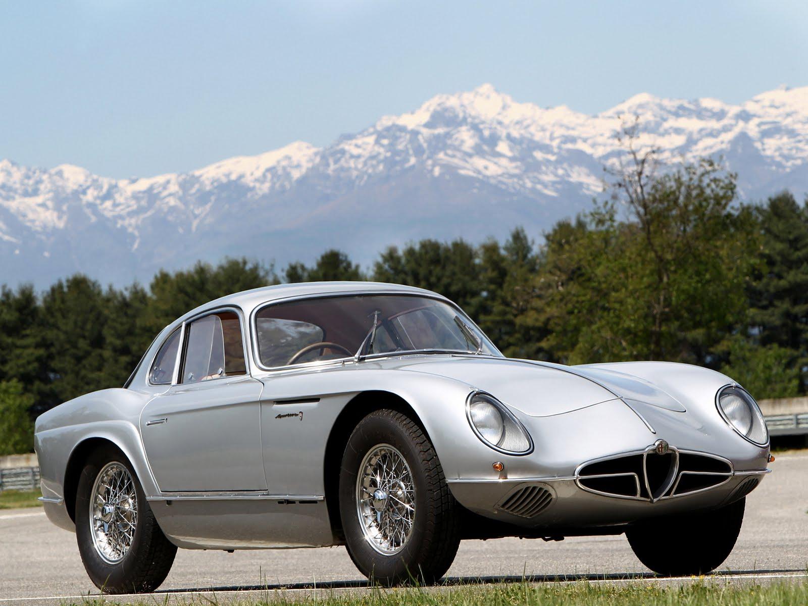 Alfa Romeo 2000 Sportiva (1954)