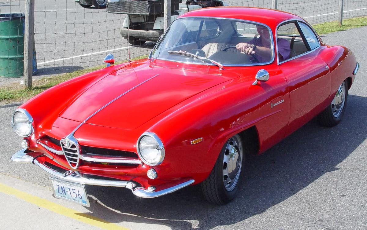 Alfa Romeo Giulia SS (1963)
