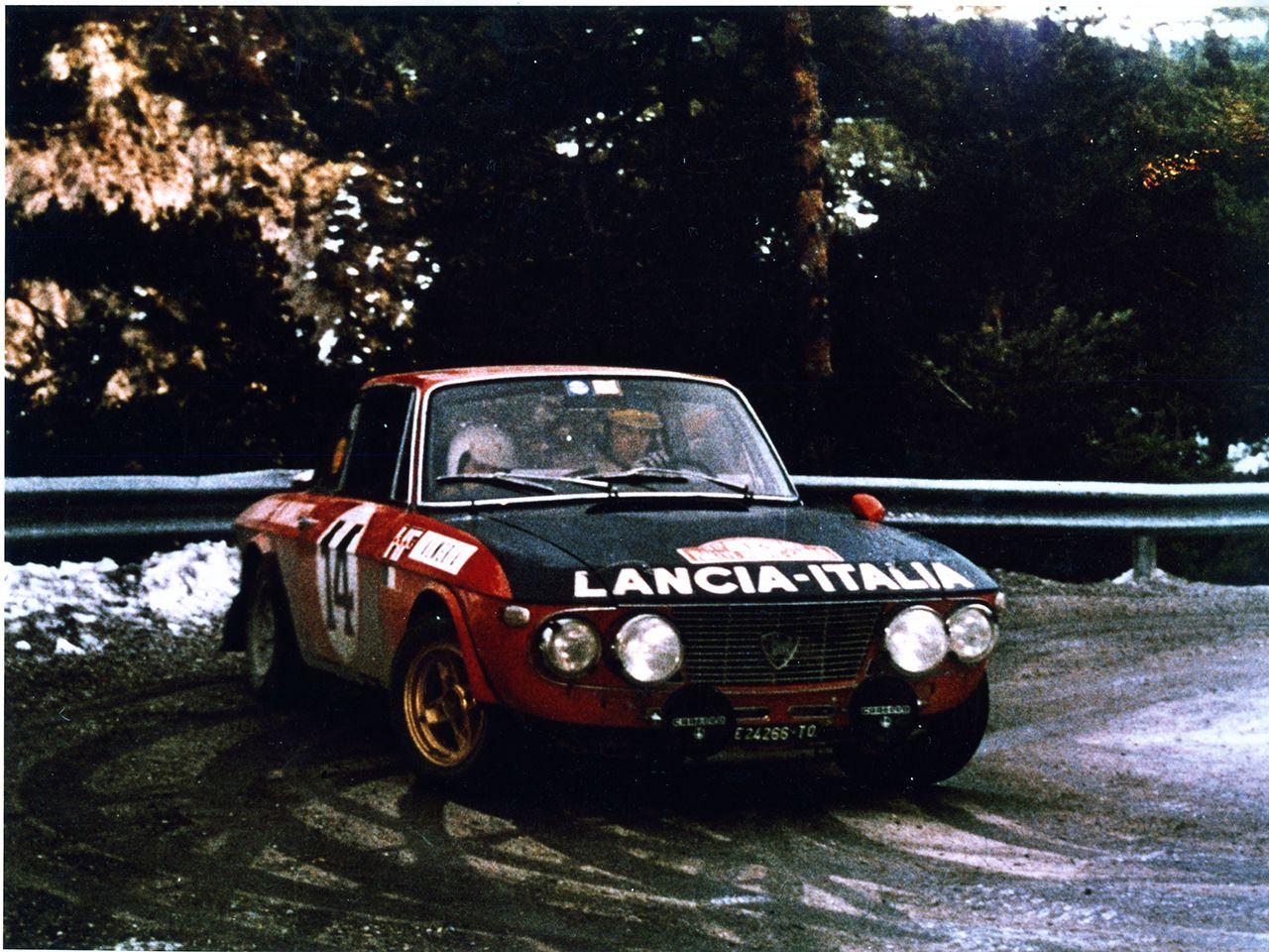 Lancia Fulvia HF1600