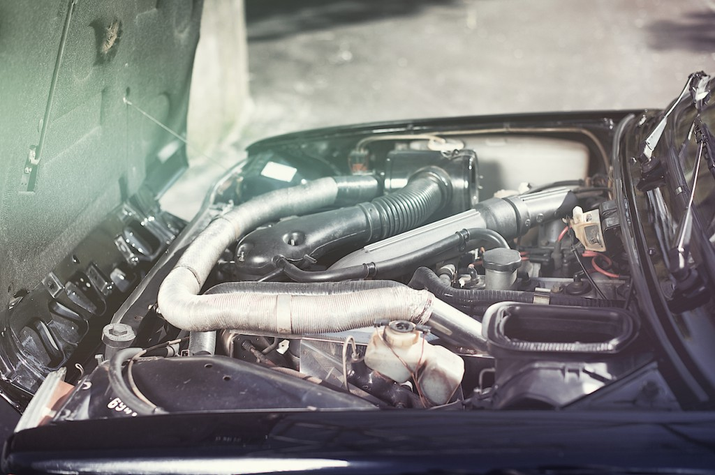 Motore Alpine Turbo Coppa