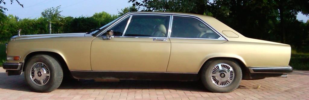 Rolls Royce Camargue JRH 50627