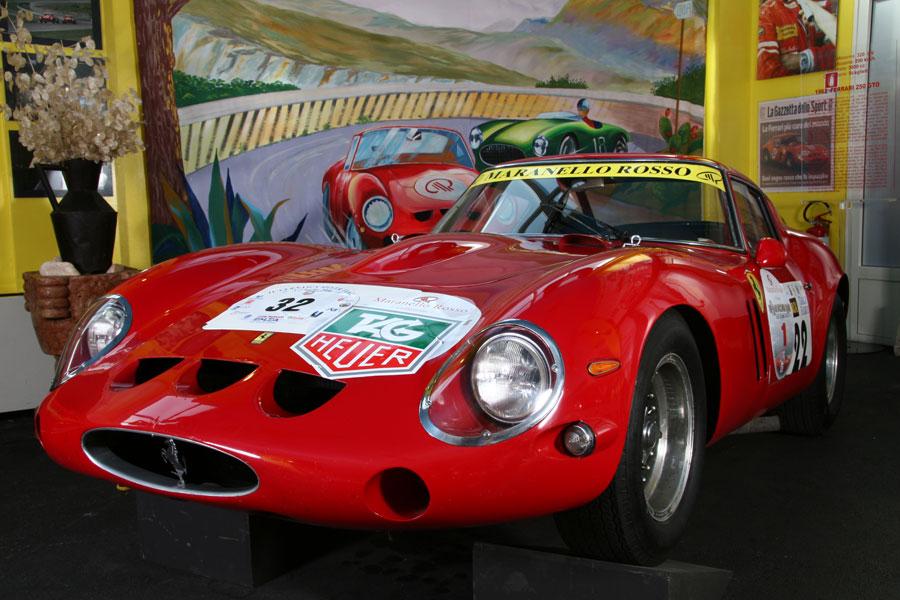 Ferrari 250 GTO – collezione Maranello Rosso