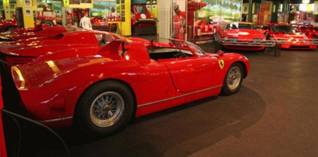 Maranello Rosso collezione
