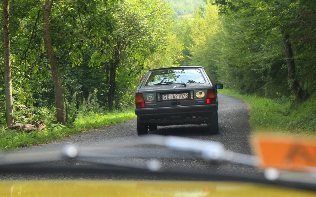 It's a long way to Bobbio...