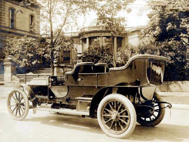 1907 Isotta Fraschini