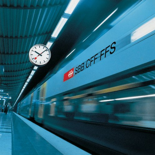 mondaine-railway-clocks