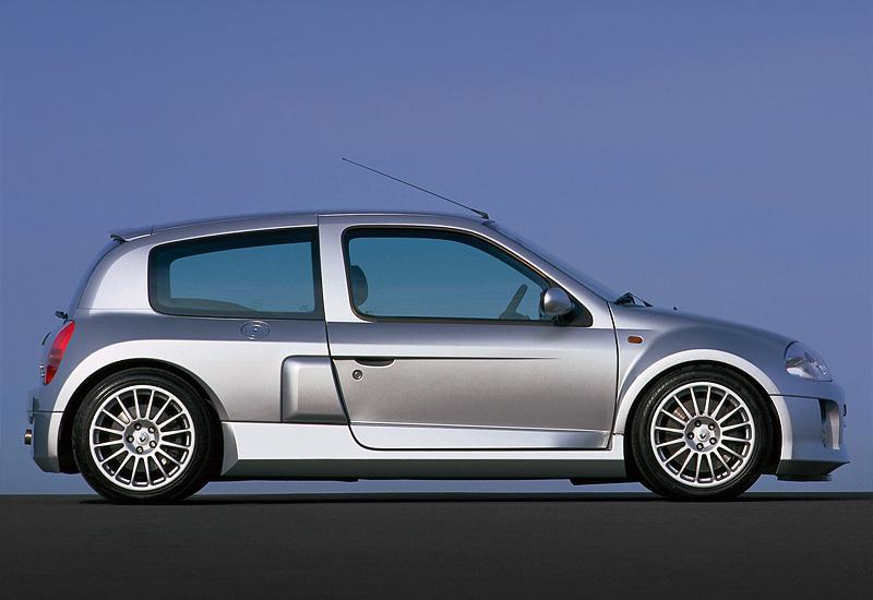2001 Renault Clio V6 Sport (Mk1)