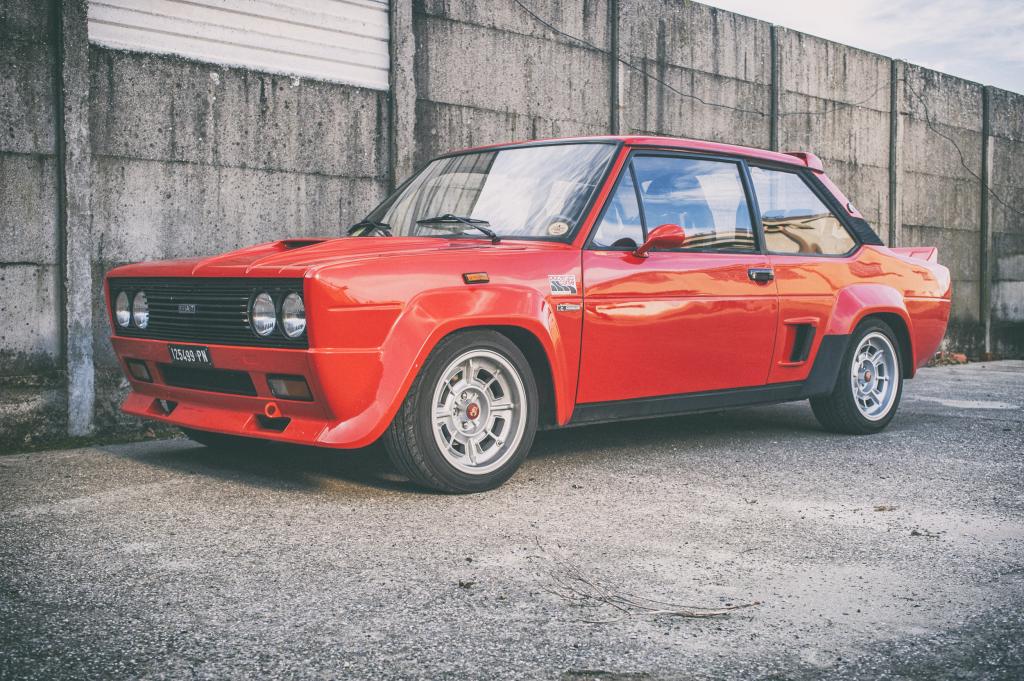 Fiat 131 Rally Abarth FVDA FILTERED 13