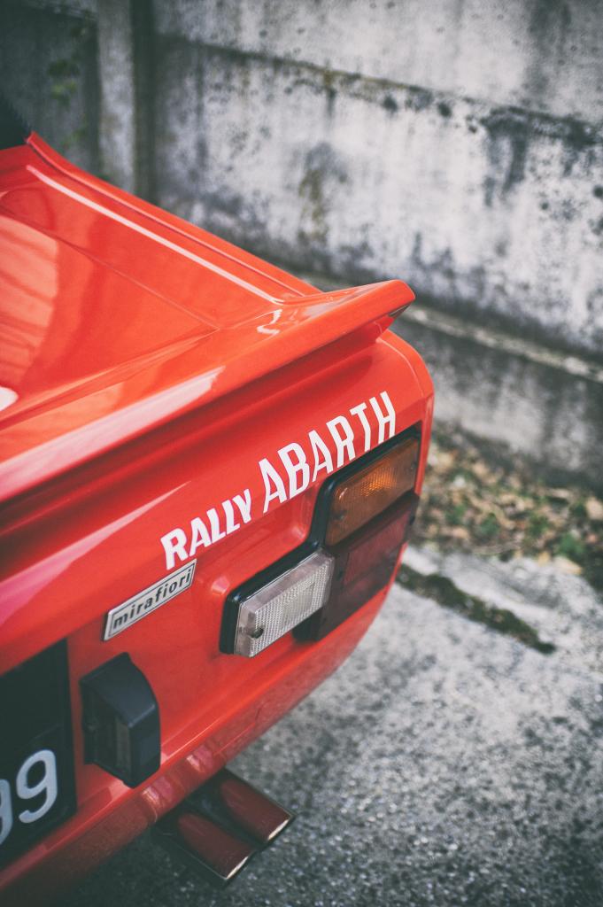 Fiat 131 Rally Abarth FVDA FILTERED 19
