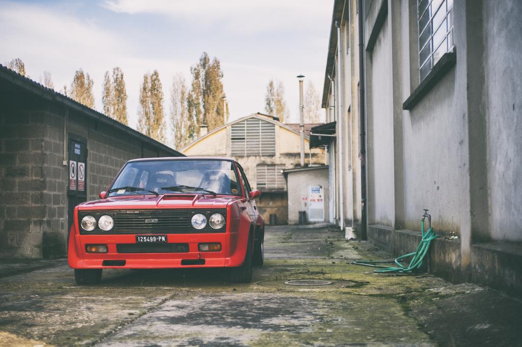 Fiat 131 Rally Abarth FVDA FILTERED 25