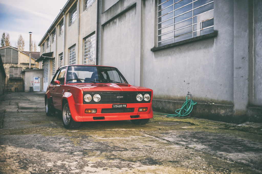 Fiat 131 Rally Abarth FVDA FILTERED 28