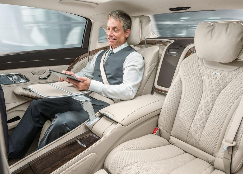mercedes maybach classe s lusso uber alles vitadistile. Black Bedroom Furniture Sets. Home Design Ideas