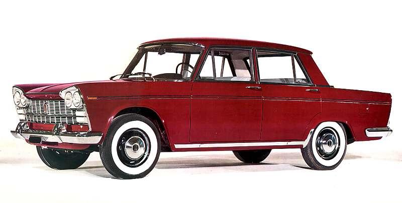 Fiat 2300 massima espressione di raffinatezza ed eleganza for 2100 2300