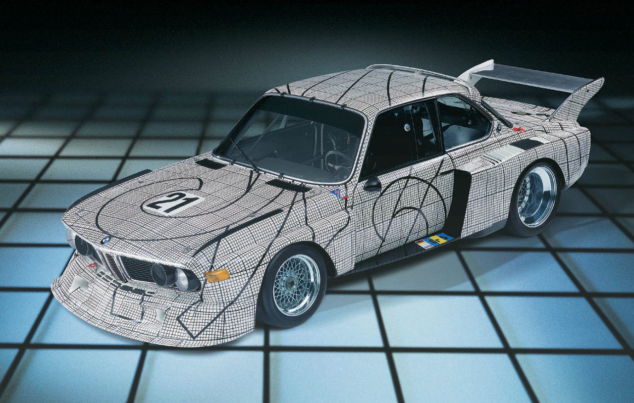 1976_frank_stella_BMW_30csl_art_car