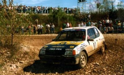 Trofeo Peugeot Rallye