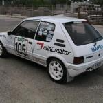 Peugeot 205 gti Gr. N 1988