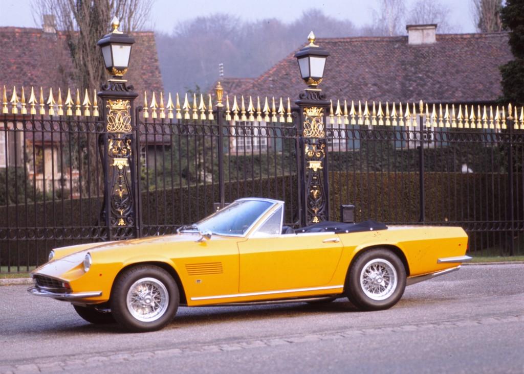 Monteverdi High Speed 375 C – Fissore 1971