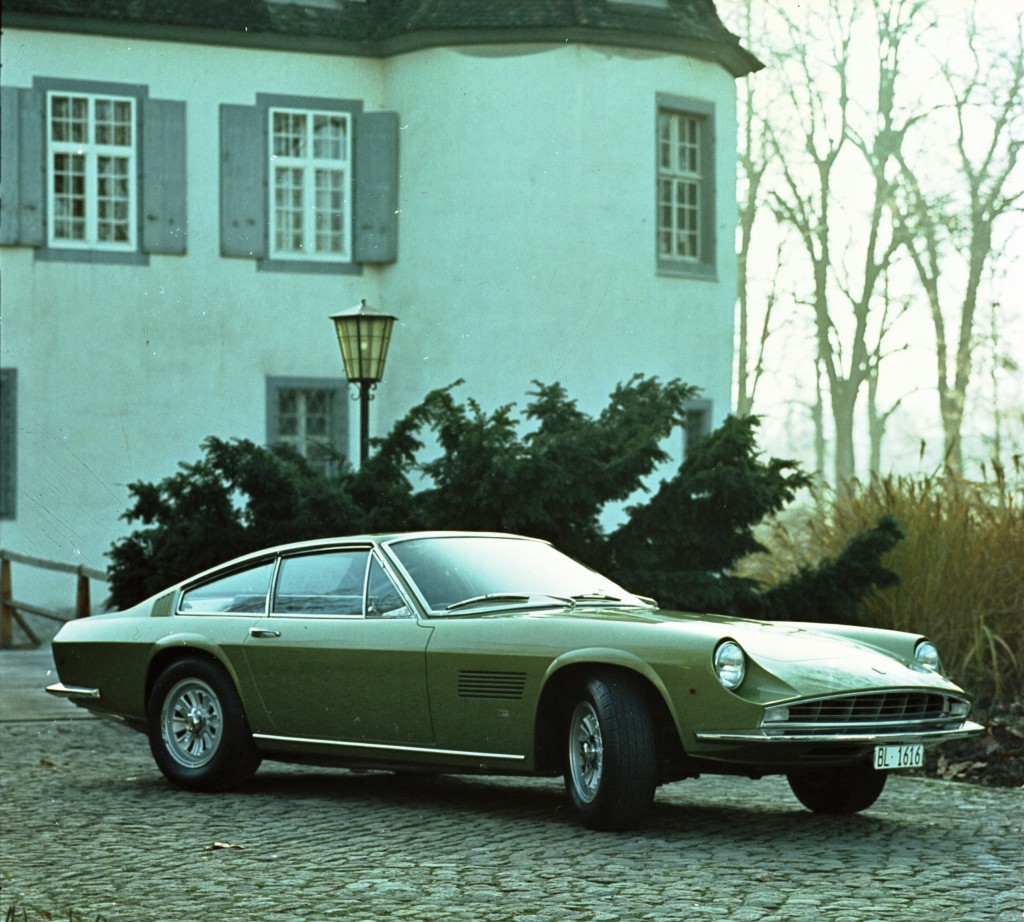Monteverdi High Speed 375 S – Fissore 1969