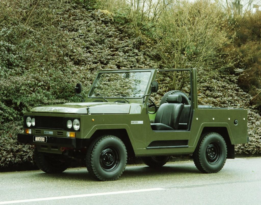Monteverdi Military 230 M 1979