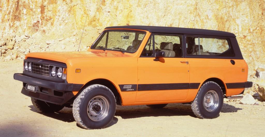 Monteverdi Sahara 1978