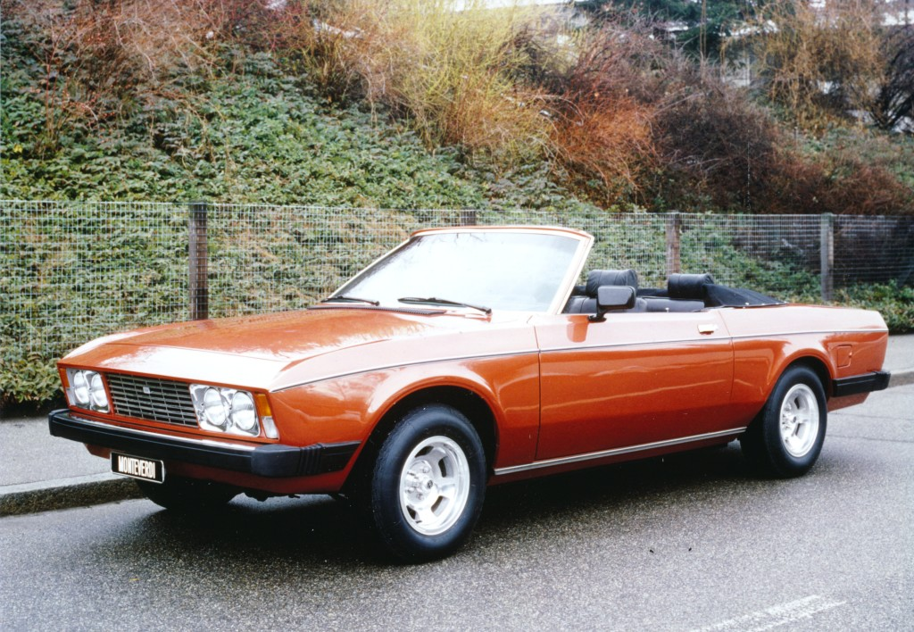 Monteverdi Sierra Convertible 1978