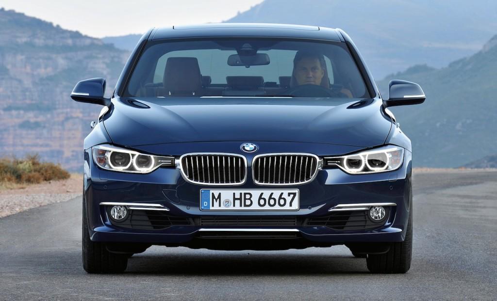 Die neue BMW 3er Limousine, Luxury Line (10/2011) The new BMW 3 Series Sedan, Luxury Line (10/2011)