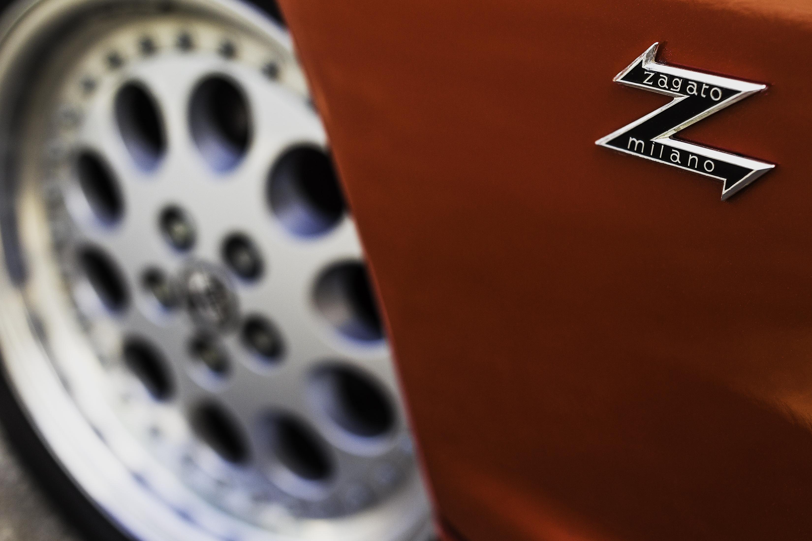 Alfa Romeo SZ by Zagato