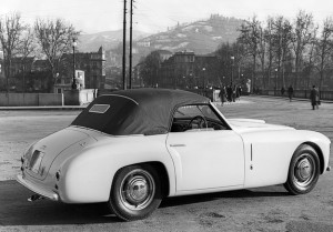 Ferrari 166 Inter #033S 1949