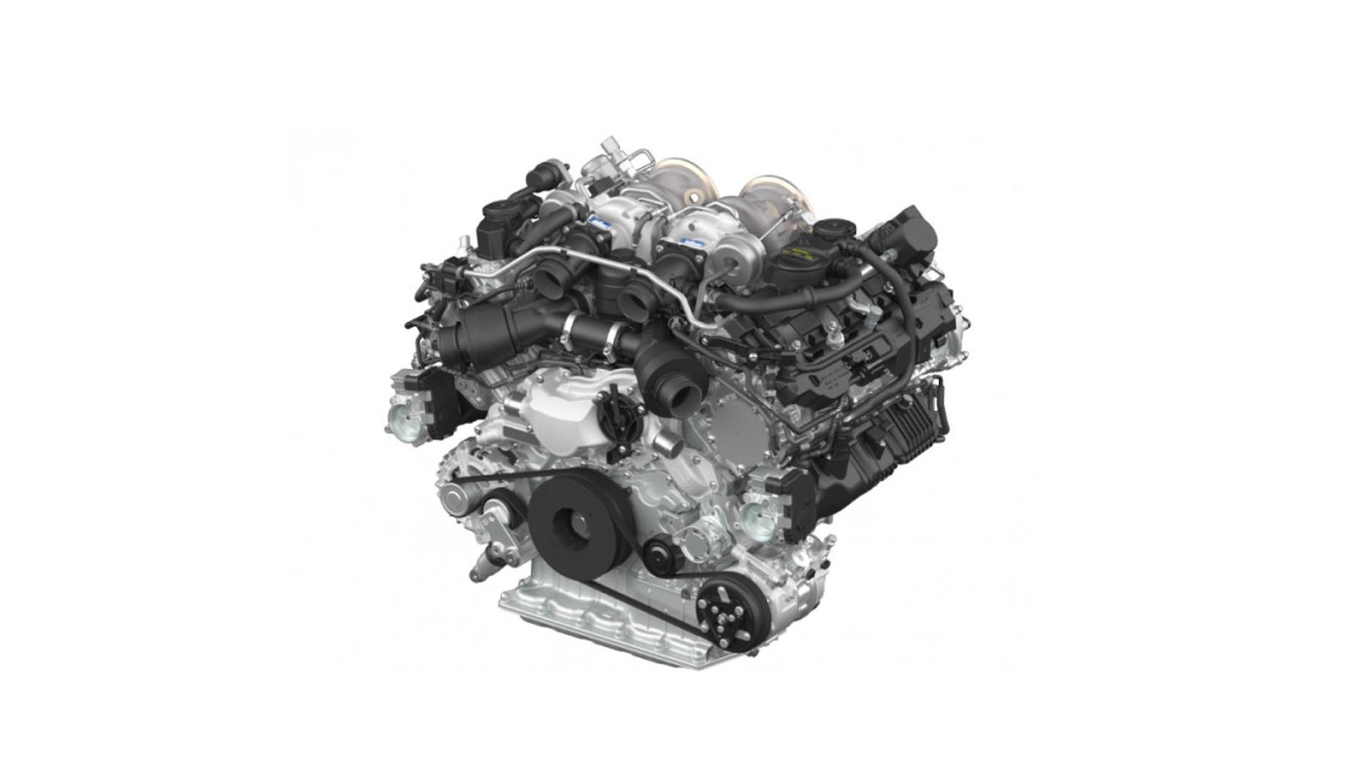 porsche-biturbo-v8-engine