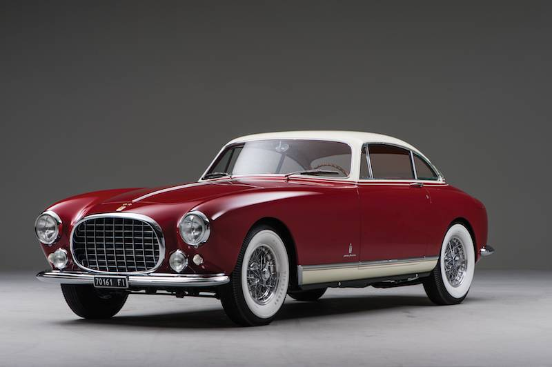 1953 Ferrari 250 Europa by Pinin Farina (photo: Dirk de Jager)