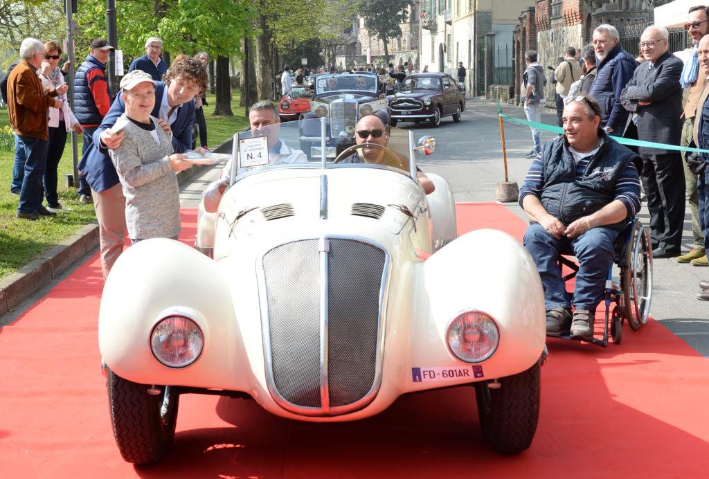 Fiat 1500 6 C Barchetta
