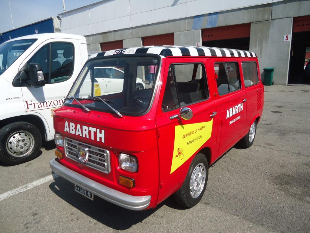 Fiat 900 E Autodelta