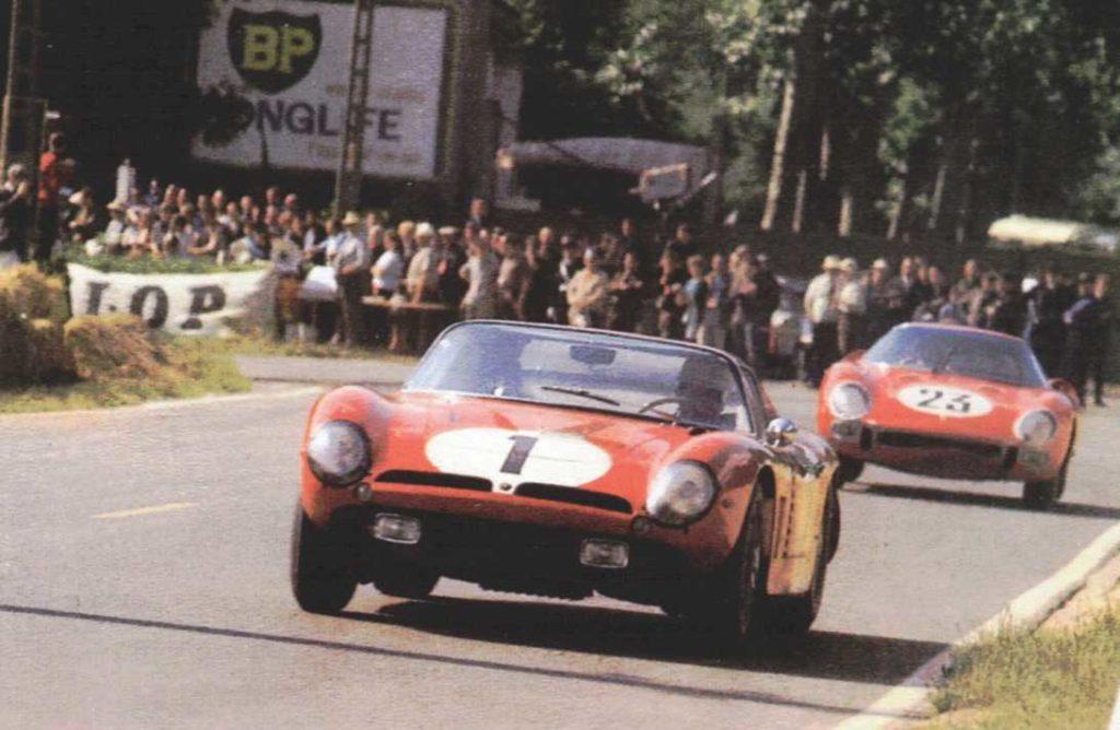 #207 1964 06 20 Le Mans 2