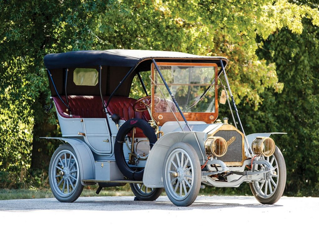 Pullman Model H Light Touring 1908