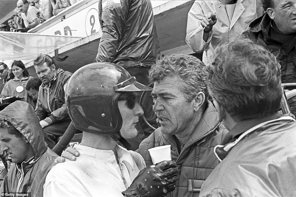 Carroll Shelby e Ken Milles (Credit Getty Images)