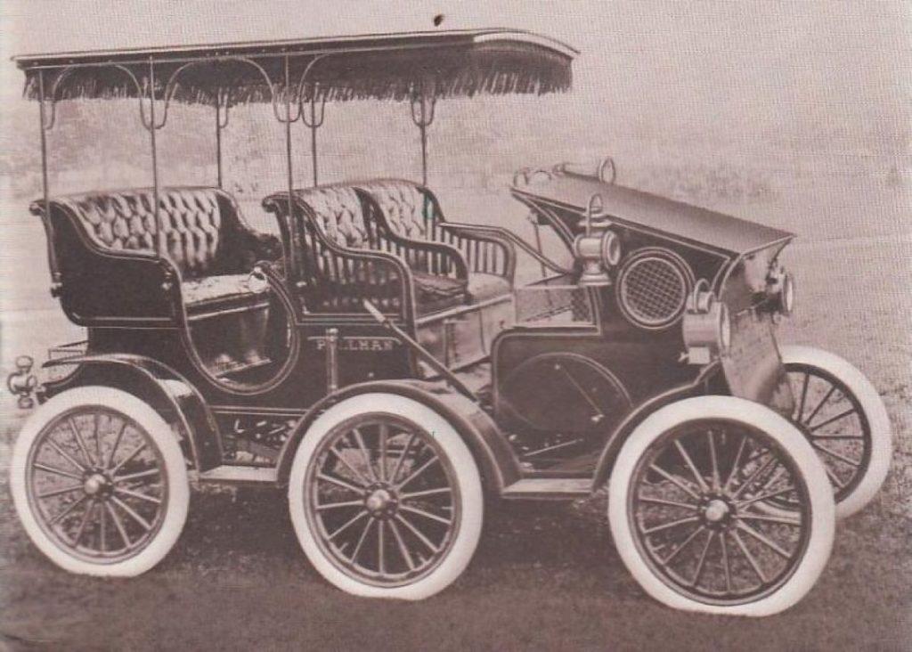 Pullman Six Wheller 1903