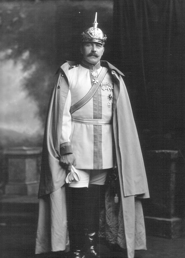 Barone Herrmann von Eckhardstein (1864-1933)