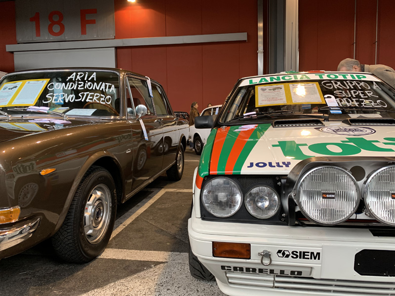Lancia Delta Jolly Club